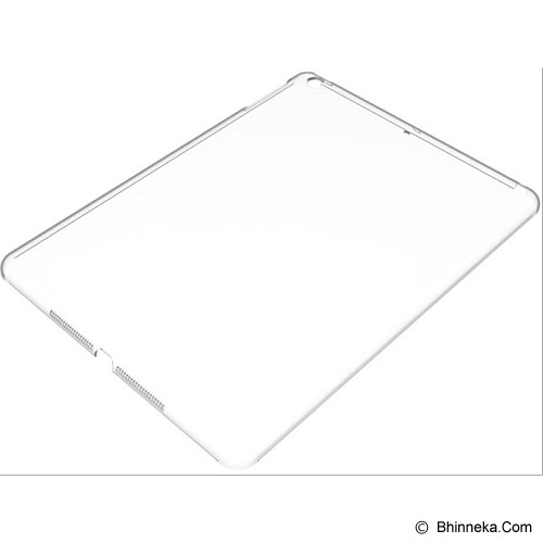 POWER SUPPORT Air Jacket for Apple iPad R [PIZ-71] - Clear - Casing Tablet / Case